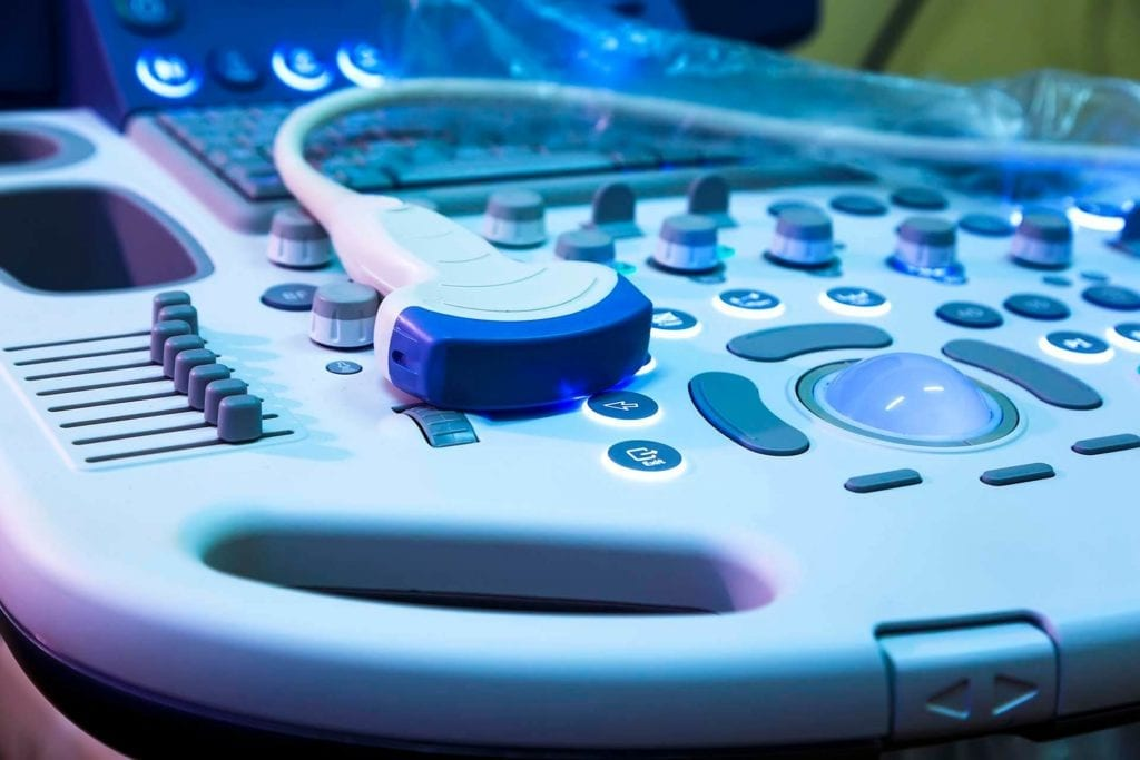 ultrasound at women's imaging center